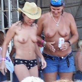 Voyeur & Exhibitionist - Algona Rally 7