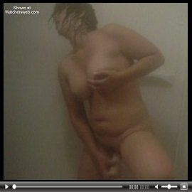See More of Me Here - Shower Dildo