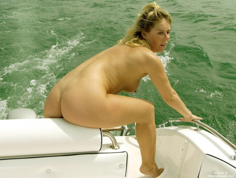 hot sexy nude boats
