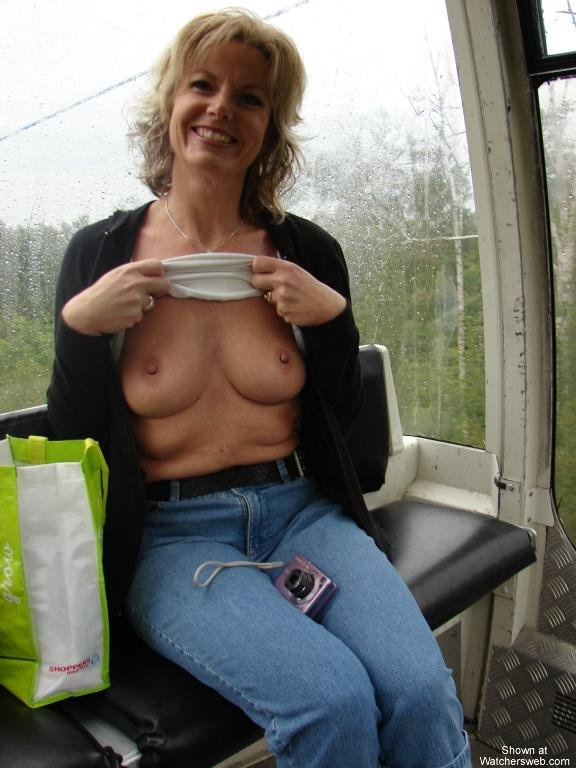 Vacation sex with the milf