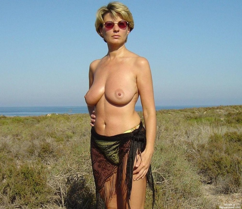 Hot Milf On Vacation #1 #4