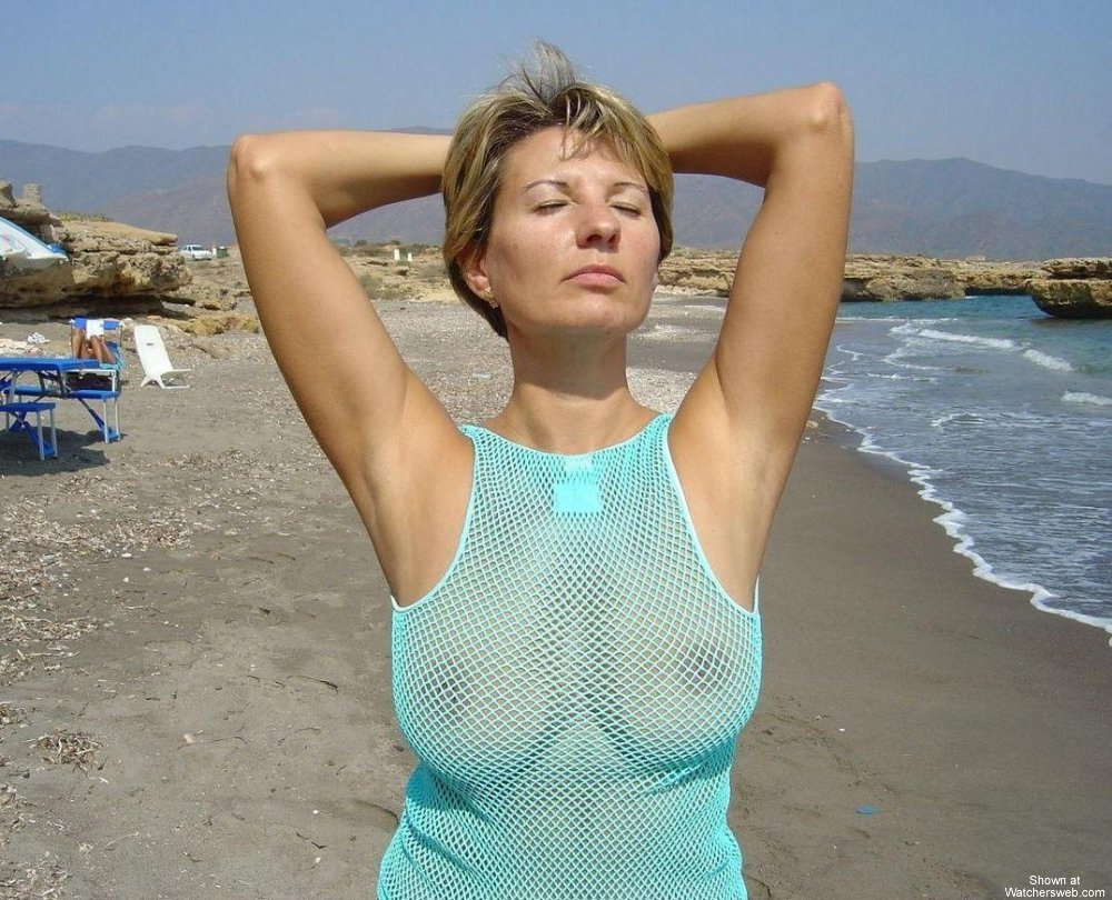 Hot Milf On Vacation #1 #0