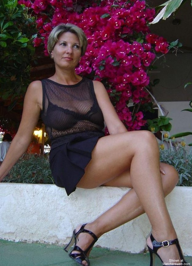 Hot Milf On Vacation #1 #7