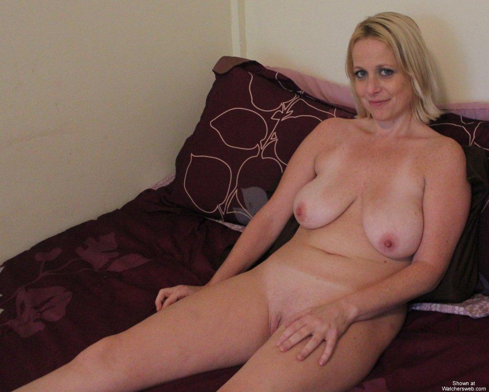 Naked Blondehottie 6