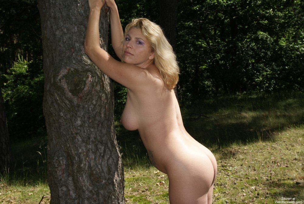 Mother woods nude #4
