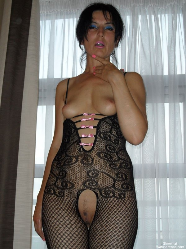 44 year old wife finally gets 1st bbc - 1 9