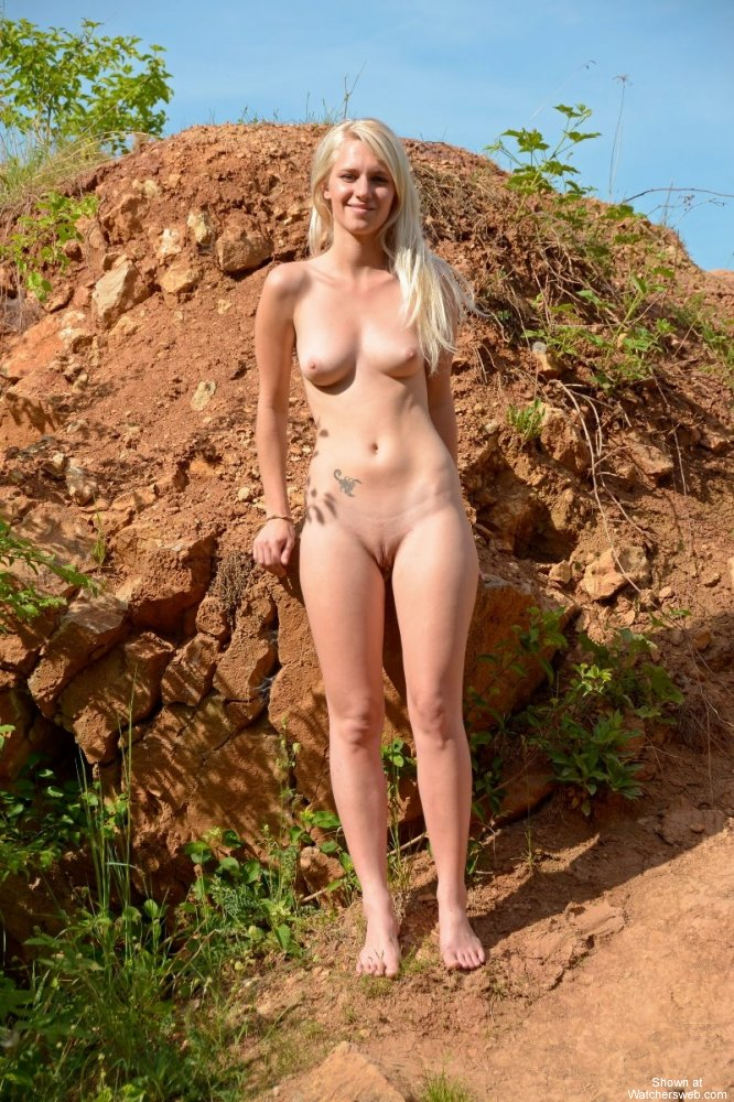 Stories of hiking nude not