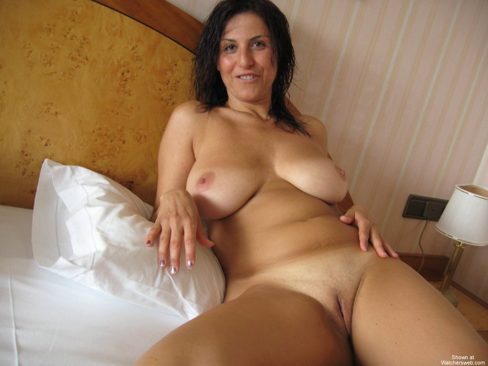 Nude female virgin hymen